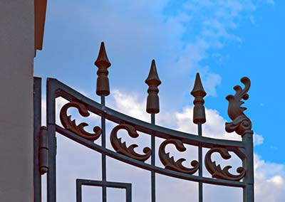 Ornate Fences